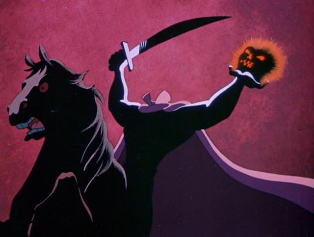 My 13 Favorite Spooky Cartoons, by PAUL DINI | 13th ... Disney Headless Horseman