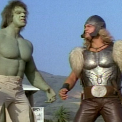RAGNAROK THEN: Dig THOR and HULK's First On-Screen Team-Up — from 1988
