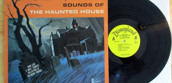 The Goofy Giddiness of Disney's CHILLING, THRILLING HAUNTED HOUSE Record