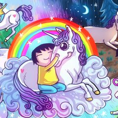 13 Great Unicorns in Pop Culture