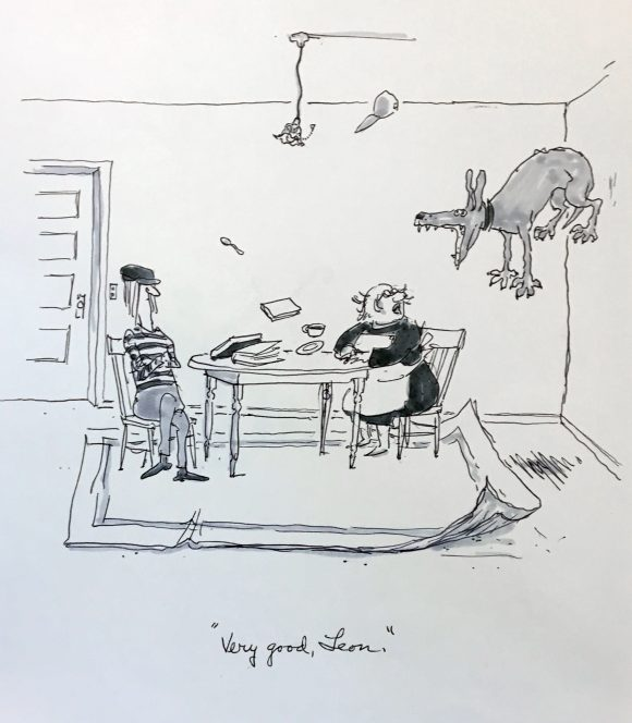 George booth cartoons