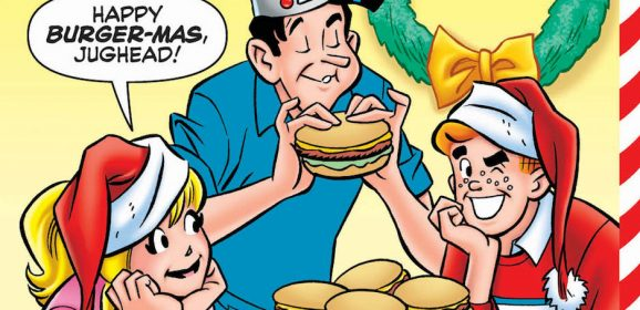 EXCLUSIVE Preview: ARCHIE AND ME #2