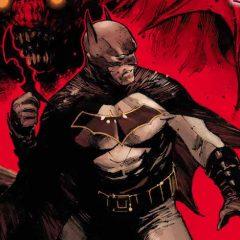 SNEAK PREVIEW — BATMAN: LOST #1