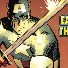 SNEAK PEEK: CAPTAIN AMERICA #696