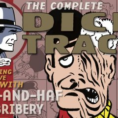 INSIDE LOOK: The Complete DICK TRACY Vol. 23