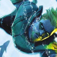 EXCLUSIVE Preview: GREEN ARROW #35