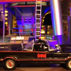 EXCLUSIVE: Factory's 1966 BATCAVE Model Goes Into Production