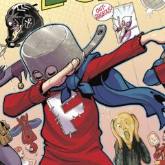 EXCLUSIVE Preview: NOT BRAND ECHH #14