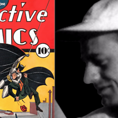 NYC Street to Be Renamed for BATMAN Co-Creator BILL FINGER