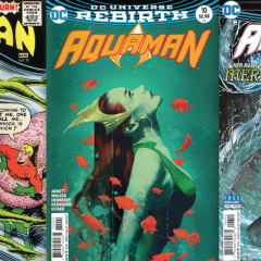 13 COVERS! A MERA: QUEEN OF ATLANTIS Celebration