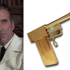 EXCLUSIVE: Factory Bringing Back SCARAMANGA's GOLDEN GUN Prop