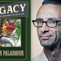 Confessions of a Failed Saint, by CHUCK PALAHNIUK