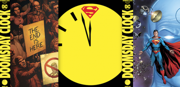 13 QUICK THOUGHTS on DOOMSDAY CLOCK #1