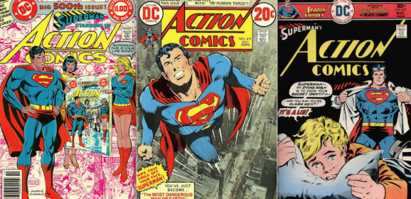 13 SUPERMAN Covers to Make You Feel Good