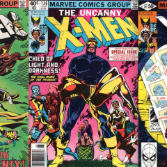 13 COVERS: The X-MEN of CLAREMONT & BYRNE