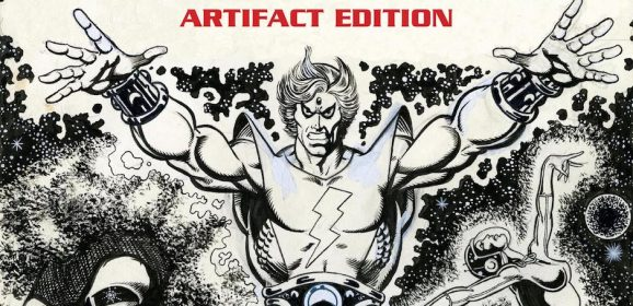 JIM STARLIN'S MARVEL COSMIC ARTIFACT EDITION Coming Next Year