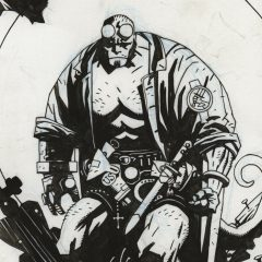 13 HAUNTING PAGES: Inside the HELLBOY IN HELL Artist's Edition