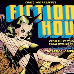 EXCLUSIVE Preview — Craig Yoe Presents FICTION HOUSE