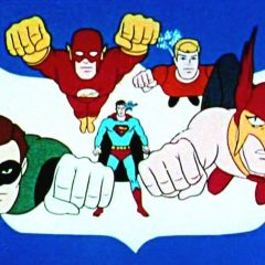The Wonderfully Cheesy World of Filmation's JUSTICE LEAGUE
