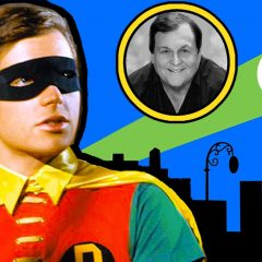 BURT WARD to Headline EAST COAST COMICON