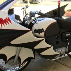 An Original 1966 BATCYCLE Is Restored to Its Former Glory