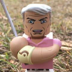 The TED KNIGHT Toy Figure I Didn't Know I Needed