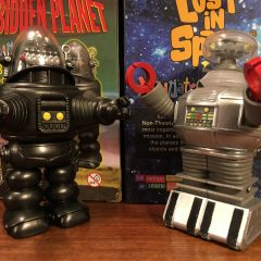 REVIEW: Let's Get LOST IN SPACE With These Robots