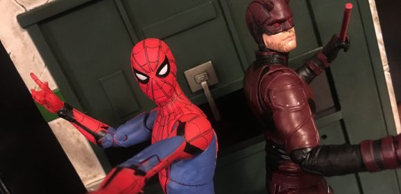 REVIEW: Diamond's Spidey and Daredevil Give You the Team-Up You Want