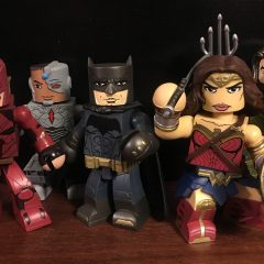 REVIEW: Diamond's JUSTICE LEAGUE Vinimates