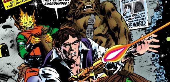 Marvel's STAR WARS #7: My First Step Into A Larger World
