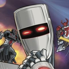 ROM & THE MICRONAUTS: Inside the Team-Up Decades in the Making