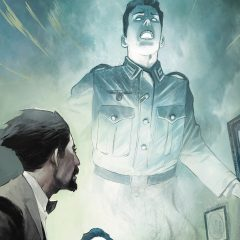 EXCLUSIVE Preview — RASPUTIN: THE VOICE OF THE DRAGON #2