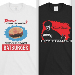 13 Fantastic Retro T-Shirts You Want NOW