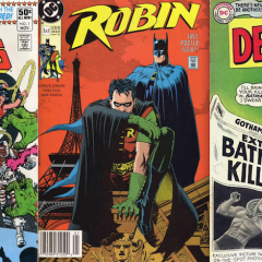 13 of the Greatest ROBIN Covers Ever