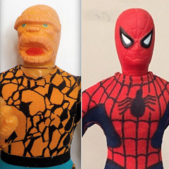 The 13 Greatest MEGO Superheroes — RANKED