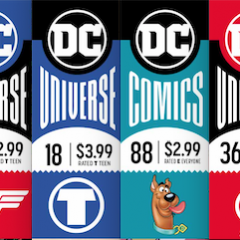 FUN WITH CORNER BOXES: Week 2 of DC's New Look