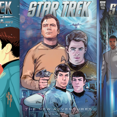 EXCLUSIVE FIRST LOOK: IDW's March 2018 STAR TREK Comics