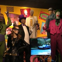 INSIDE LOOK: The BATMAN '66 Museum Exhibit's Epic Villains Display