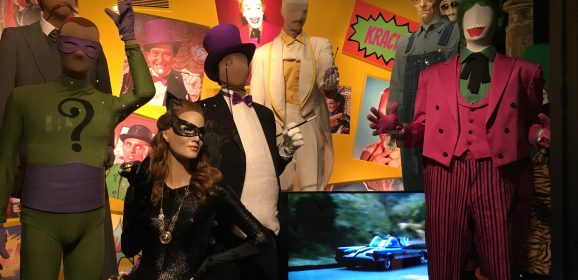 INSIDE LOOK: The BATMAN '66 Museum Exhibit's Epic Villains Display
