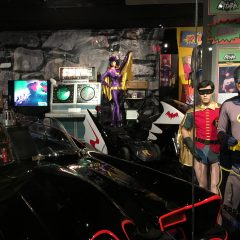 FIRST LOOK: Inside the BATMAN '66 Museum Exhibit