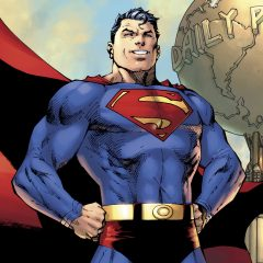SUPERMAN Gets His Red Trunks Back in ACTION COMICS #1000