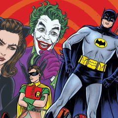 EXCLUSIVE — BATMAN '66 OMNIBUS Coming This Summer