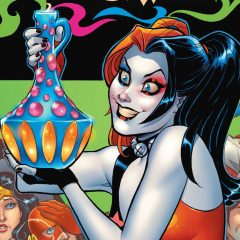 EXCLUSIVE Preview: HARLEY QUINN SPECIAL EDITION #1
