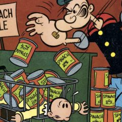 EXCLUSIVE Preview: POPEYE CLASSIC COMICS #65