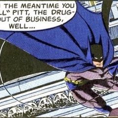 MARSHALL ROGERS' BATMAN Strip Needs to Be Reprinted
