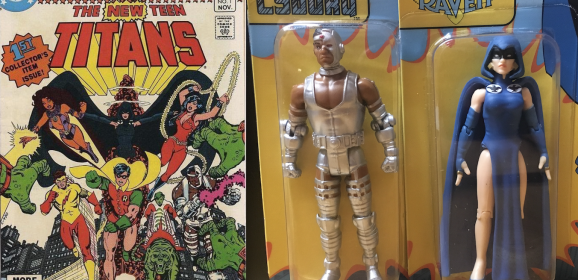 REVIEW: These Are Some of the Best TEEN TITANS Collectibles Ever