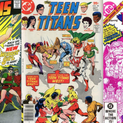 13 TEEN TITANS Covers to Make You Feel Good