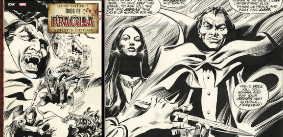 13 GREAT PAGES: Inside Gene Colan's TOMB OF DRACULA ARTIST'S EDITION