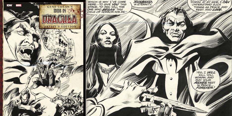 Image result for gene colan
