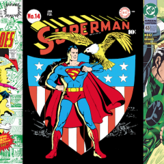EXCLUSIVE: Classic SUPERMAN, LEGION, GL Collections Coming Soon